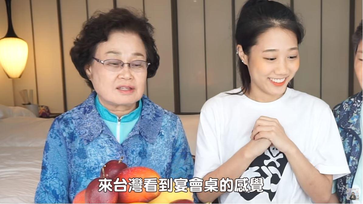 影/阿嬤品嘗「韓國沒有的水果」驚為天人 她吃到「這款水果」大推:要帶一箱回家!