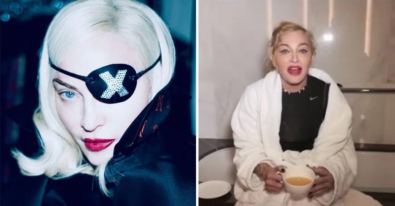 影/瑪丹娜「凌晨3點」挑戰5度冰水浴 泡完還喝下「黃色液體」網友全嚇傻