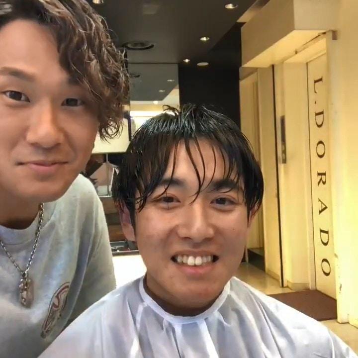 日本髮型大師幫10位「宅男→天菜」對比超驚人 只改變「髮型+眉毛」整個人都變不一樣!