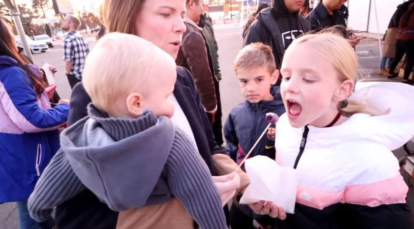 影/美國弟手作地瓜球…到當地夜市賣「台式小吃」意外大受歡迎 加上煉乳口味更驚喜!