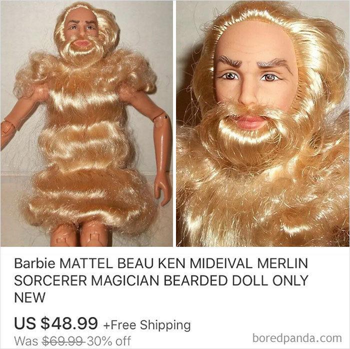 30個「讓你做惡夢」的詭異二手商品 「女巫的禮服」是用人髮做的!