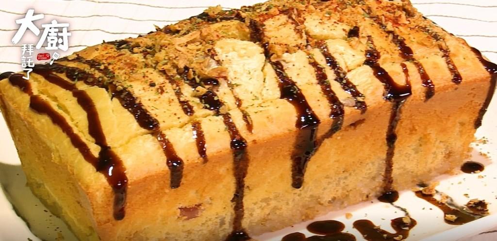 影/廚師挑戰「傳統小吃→蛋糕」!超狂「蚵仔煎千層派」還不是最扯的 味道竟意外好吃?