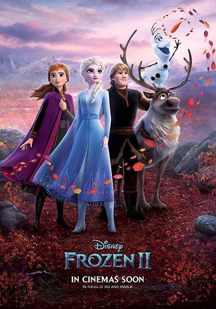 《冰雪奇緣2》首週票房開紅盤!擠入動畫電影「紀錄前三」好評不斷:大人也愛