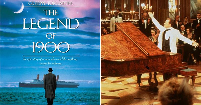 時隔21年!經典電影《海上鋼琴師》推出4K修復版 搶攻聖誕跨年檔期