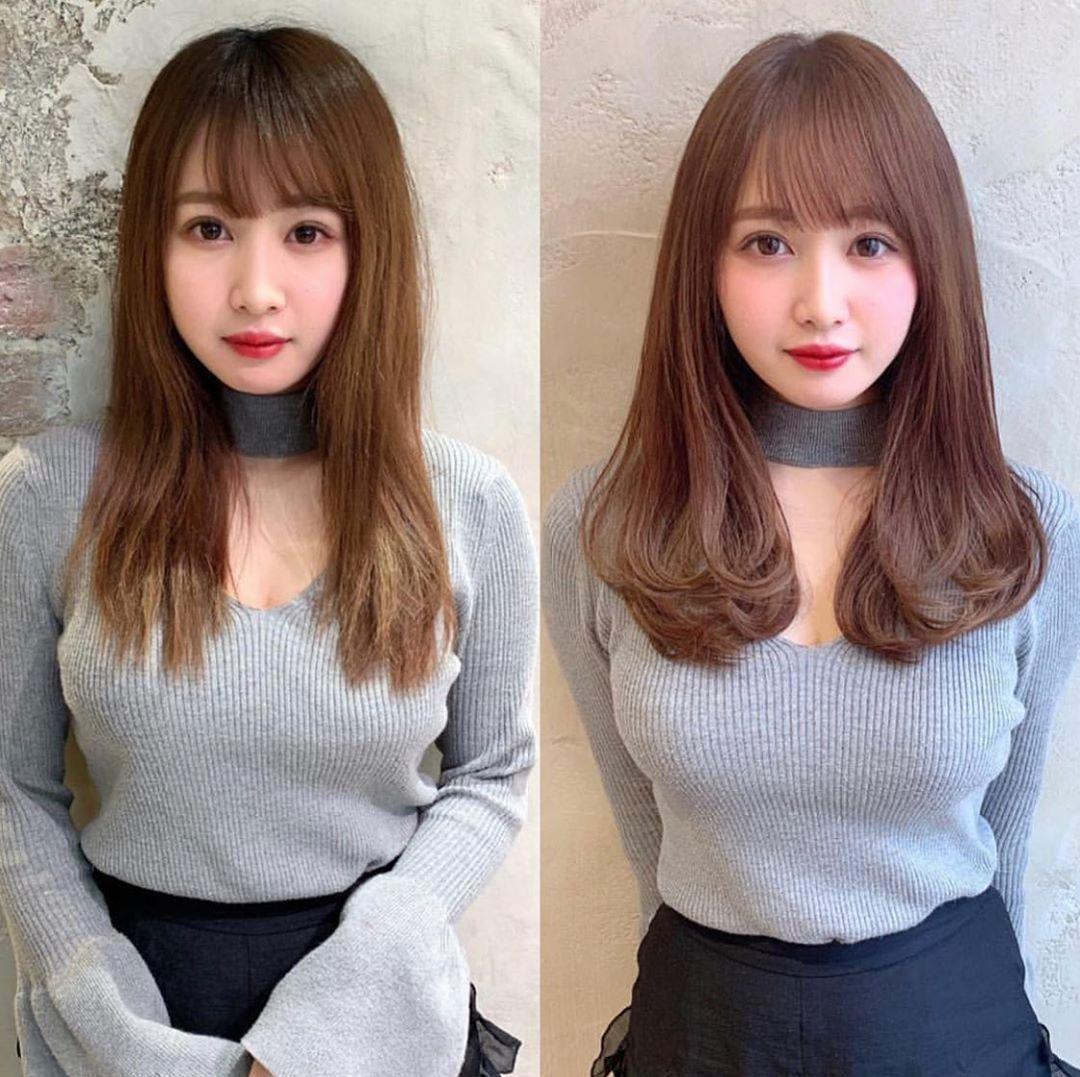 髮型設計師分享「客人對比照」爆紅!網驚現「罩杯似乎變大」笑:放錯焦點了
