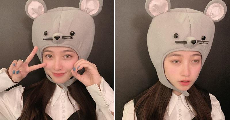 橋本環奈曬「2020鼠年」祝福照 她「雙眼無神+呆滯臉」意外萌翻全網!