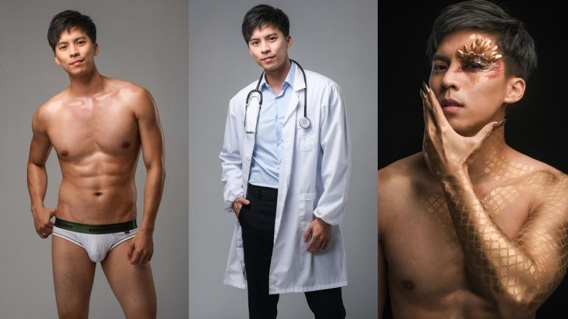 2020猛男月曆「12個台灣鮮肉IG」大放送 還有「職業扮演」讓人無法招架!