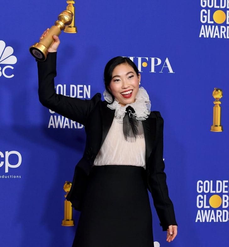 奧卡菲娜成「首位華裔金球影后」破紀錄 回顧歷史「醜到被罵」用實力打臉酸民!