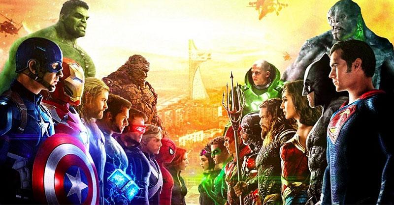 《星際異攻隊》導演被問推出「漫威對決DC」的可能 超曖昧回答震驚粉絲!